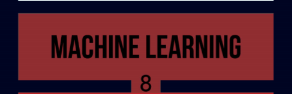 the eighth rung of the Information Ladder saying Machine Learning